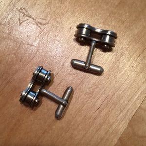 Cuff links - handmade - $ firm